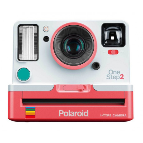 POLAROID ORIGINALS ONE STEP 2 I-TYPE CAMERA CORAL