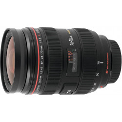обектив Canon EF 24-70mm f/2.8L USM (употребяван)