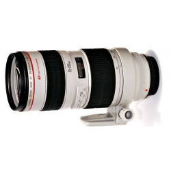 Canon EF 70-200mm f / 2.8L USM (used)
