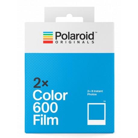 POLAROID ORIGINALS 600 COLOR FILM DOUBLE PACK