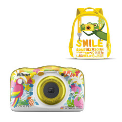 Nikon Coolpix W150 Resort + Раничка