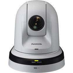 Camcorder Panasonic AW-HN38HW PTZ HD HDMI and NDI / HX (White)