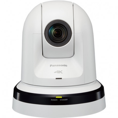 PANASONIC AW-UE70W WHITE PTZ 4K CAMERA