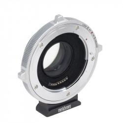 адаптер Metabones SPEED BOOSTER Cine Ultra 0.71x - Canon EF към BMPCC4K камера