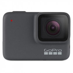 Camera GoPro HERO7 Silver + Memory card SanDisk Micro SD UHC 32GB 100MB / S 667X + ADAPTER SD