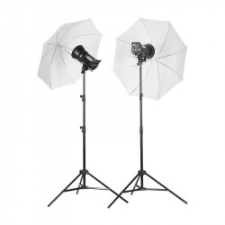 Lighting Quadralite UP! 400 Kit - studio lighting kit