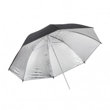 QUADRALITE UMBRELLA SILVER 91 CM