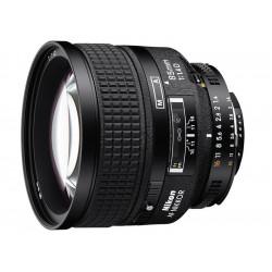 обектив Nikon AF NIKKOR 85mm f/1.4D (употребяван)