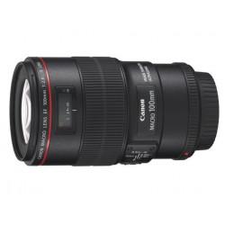 обектив Canon EF 100mm f/2.8L Macro IS USM (употребяван)