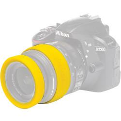 аксесоар EasyCover Lens Rim 72мм (жълт)