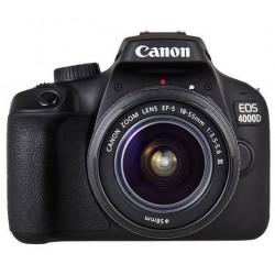 фотоапарат Canon EOS 4000D + 18-55mm f/3.5-5.6 DC III (преоценен)