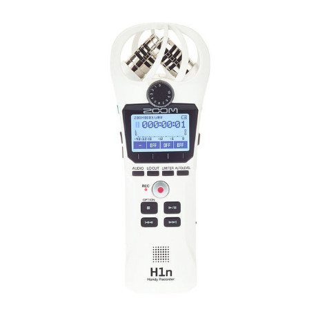 ZOOM H1N HANDY RECORDER LIMITED EDITION WHITE