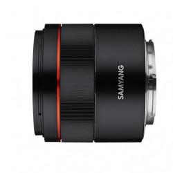 Lens Samyang AF 45mm f / 1.8 FE - Sony E (FE) + Accessory Samyang Lens Station - Sony E