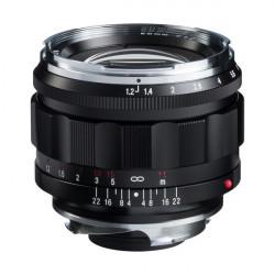 обектив Voigtlander 50mm f/1.2 Nokton - Sony E