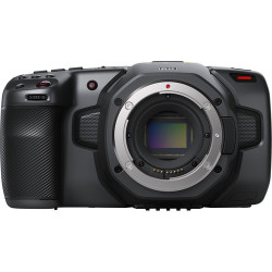 камера Blackmagic Pocket Cinema Camera 6K EF-Mount + зарядно у-во Duracell DRC5903 USB зарядно устройство за Canon LP-E6 + батерия Duracell DRCLPE6N еквивалент на Canon LP-E6N