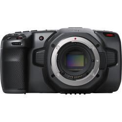 Camera Blackmagic Pocket Cinema Camera 6K EF-Mount + Lens Sigma 18-35mm f/1.8 DC - Canon