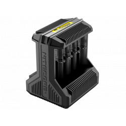зарядно у-во Nitecore I8 Charger за IMR/Li-Ion/Ni-MH/Ni-CD