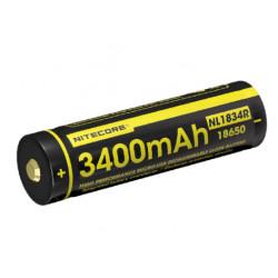 батерия Nitecore NL1834R Li-Iin Micro-USB