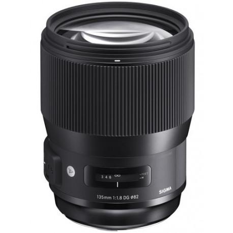 Sigma 135mm f/1.8 DG HSM Art за Nikon