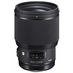 Sigma 85mm F / 1.4 DG HSM Art - Leica / Panasonic