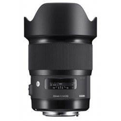 обектив Sigma 20mm F/1.4 DG HSM Art - Leica/Panasonic