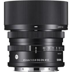 обектив Sigma 45mm F/2.8 DG DN Art - Leica/Panasonic