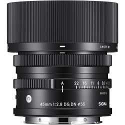 обектив Sigma 45mm F/2.8 DG DN C Sony E-Mount