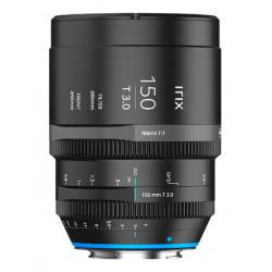 обектив Irix Cine 150mm T/3.0 Macro 1:1 - Canon EF-Mount
