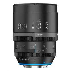 обектив Irix Cine 150mm T/3.0 Macro 1:1 - Sony E-Mount