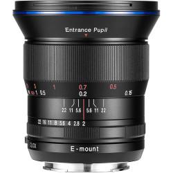 обектив Laowa 15mm f/2 FE Zero-D - Sony E (FE)