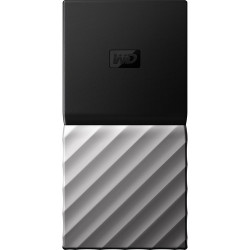 Solid State Drive Western Digital My Passport 2TB SSD USB 3.1 (Black)