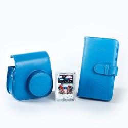 Fujifilm Instax Mini 9 комплект (Cobalt Blue)