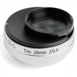 Lensbaby Trio 28mm f/3.5 за Fuji X