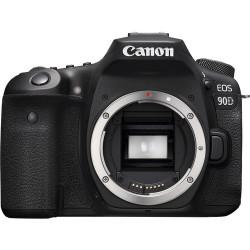 DSLR camera Canon EOS 90D + Lens Canon EF 50mm f/1.8 STM