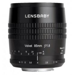 Lensbaby Velvet 85mm F/1.8 Macro за Nikon Z
