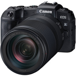 Camera Canon EOS RP + Lens Canon RF 24-240mm f / 4-6.3 IS USM
