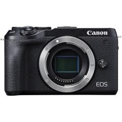 фотоапарат Canon EOS M6 Mark II + обектив Canon EF-M 15-45mm f/3.5-6.3 IS STM