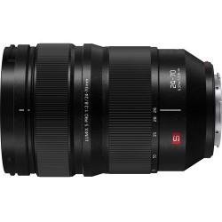 обектив Panasonic Lumix S Pro 24-70mm f/2.8