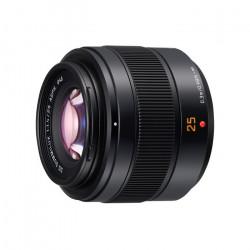 Lens Panasonic Leica DG Summilux 25mm f / 1.4 ASPH. II