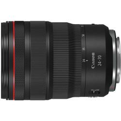 обектив Canon RF 24-70mm f/2.8L IS USM
