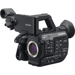 камера Sony PXW-FS5M2 4K XDCAM + обектив Sony SEL 18-105mm f/4 E PZ G OSS