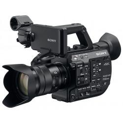 камера Sony PXW-FS5M2 + обектив Sony SEL 18-105mm f/4