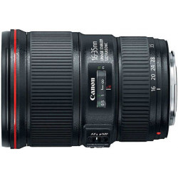 обектив Canon EF 16-35mm f/4L IS USM (употребяван)