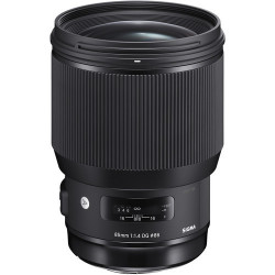 Sigma 85mm f / 1.4 DG HSM Art - Canon EF (used)