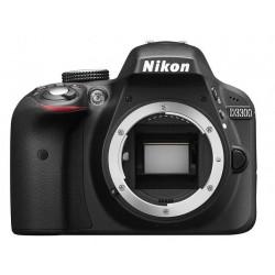 Nikon D3300 + Nikon AF-S DX Nikkor 18-105mm f/3.5-5.6G ED VR (употребяван)