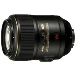 обектив Nikon AF-S Micro Nikkor 105mm f/2.8G VR (употребяван)