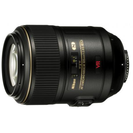 Nikon AF-S Micro Nikkor 105mm f/2.8G VR (употребяван)
