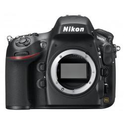 DSLR camera Nikon D800e + flu Nikon MB-D12 (used)