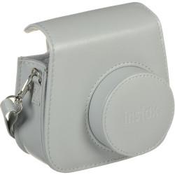 Fujifilm Instax Mini 9 Camera Case With Strap (Smokey White)
