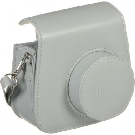Instax Mini 9 Camera Case With Strap Smokey White